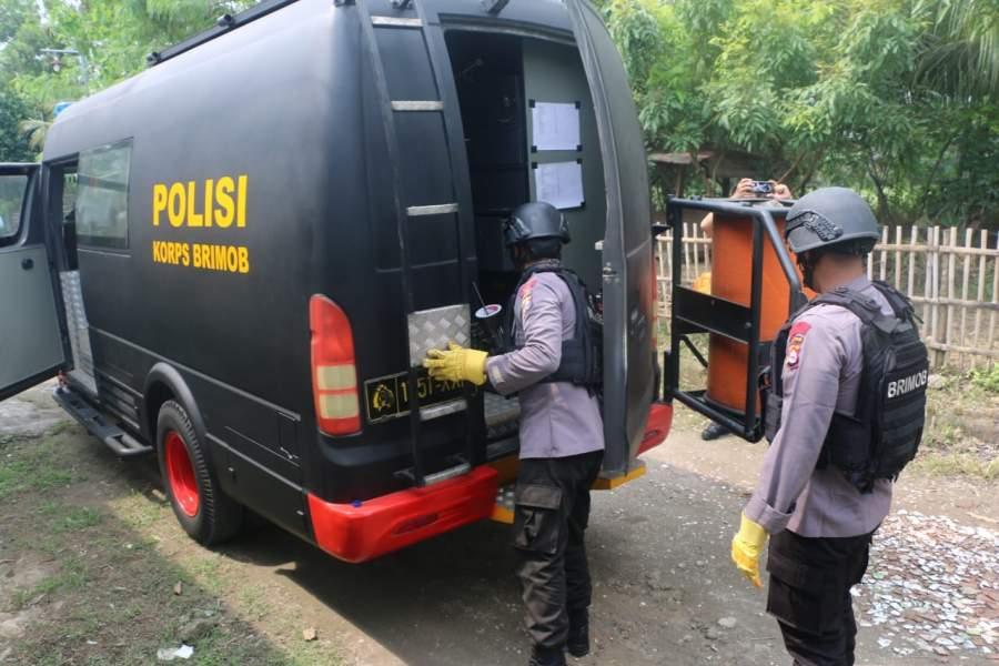 91 Puluru dan Satu Granat Aktif Ditemukan Warga Saat Bersih Bersih Rumah