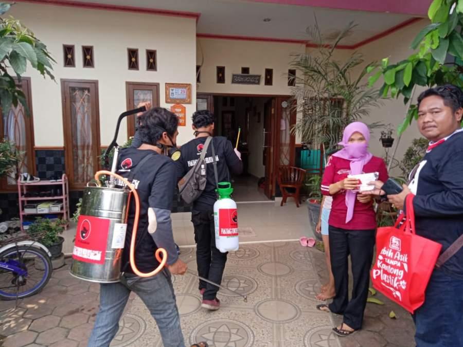 Ketua Fraksi PDI Perjuangan DPRD Kota Tangerang, Dukung Langkah Pemkot Tangerang Bentuk KSC-19