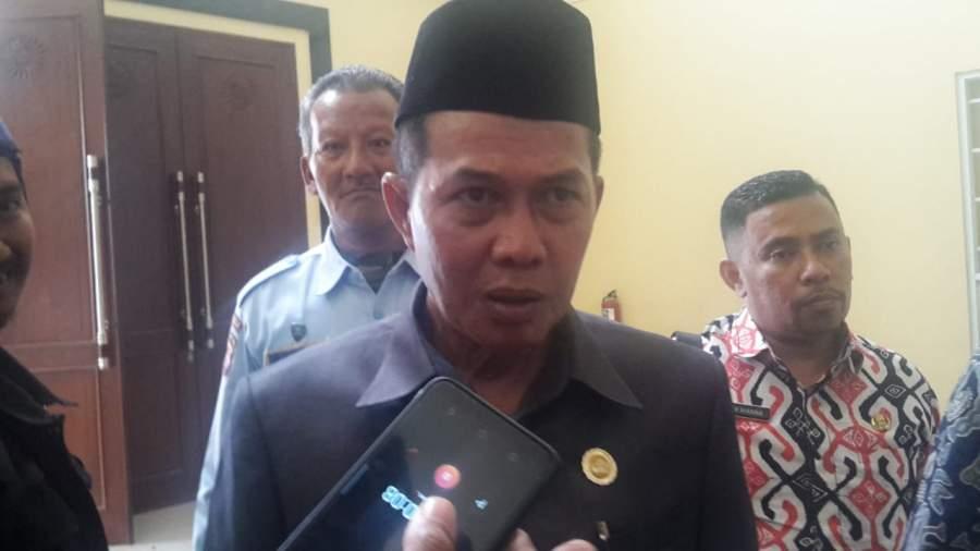 DPRD Kota Serang Tarik Kembali Raperda Dua Kecamatan Yang Akan di Mekarkan
