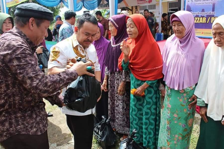 Pemkot Serang Gelar Bazaar Ramadhan di Kecamatan Cipocok Jaya