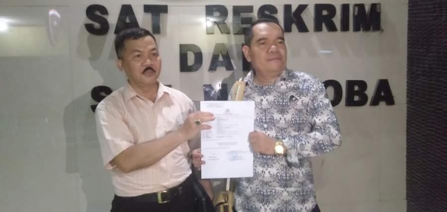 Sertifikat Tak Kunjung Diserahkan, Developer Mall CBD Ciledug Dilaporkan Ke Polres Metro Tangerang Kota