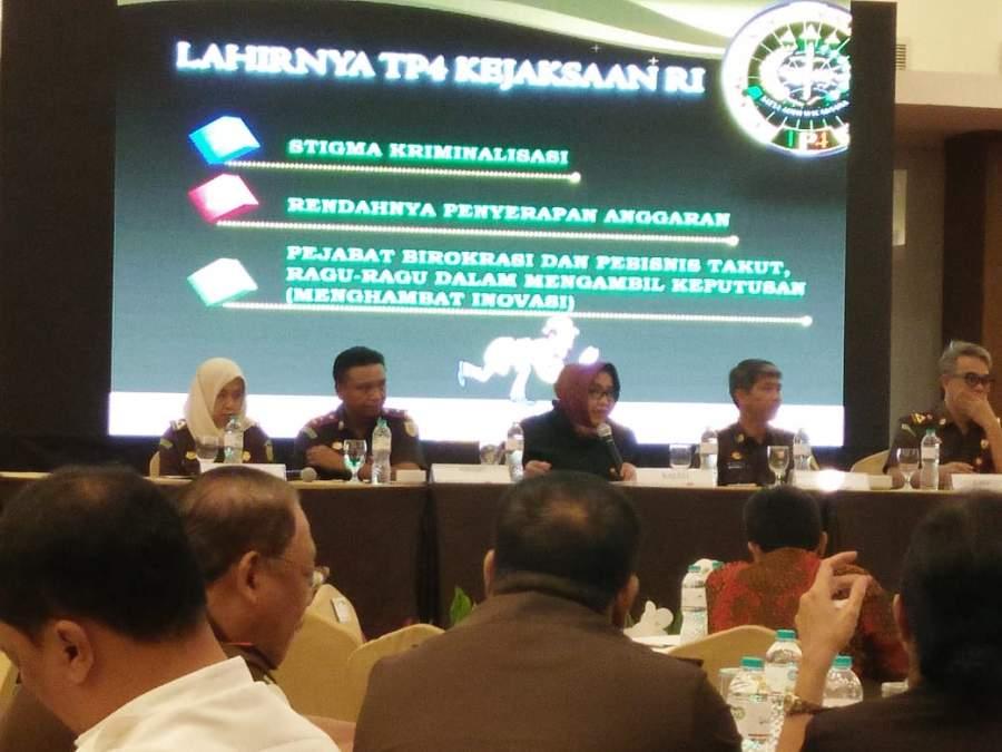 TP4D Siap Mengawal Pembangunan Di Banten
