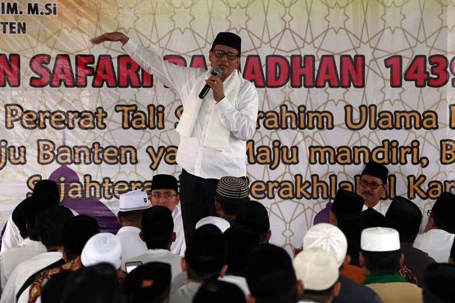 Tahun Ini 3.122 Ponpes Bakal Terima Bantuan dari Pemprov Banten