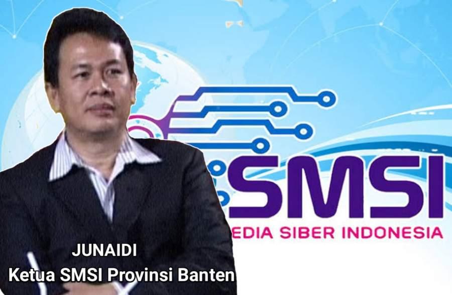 SMSI Banten Siap Bantu Media Siber Verifikasi ke Dewan Pers