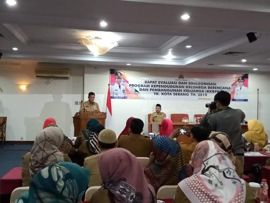Tekan Pengendalian Penduduk, DP3AKKB Kota Serang Bentuk 7 Kampung KB