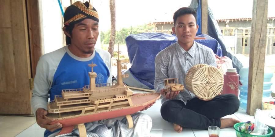 Kerajinan Tangan Bejod Magic Bamboo Mendunia