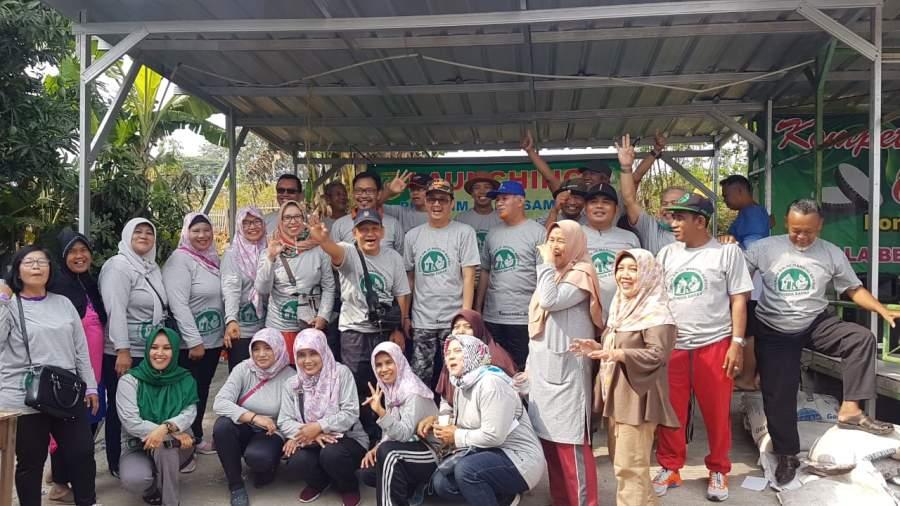 Warga Perumahan Pondok Bahar Permai, Siap Sukseskan Kampung Proklim