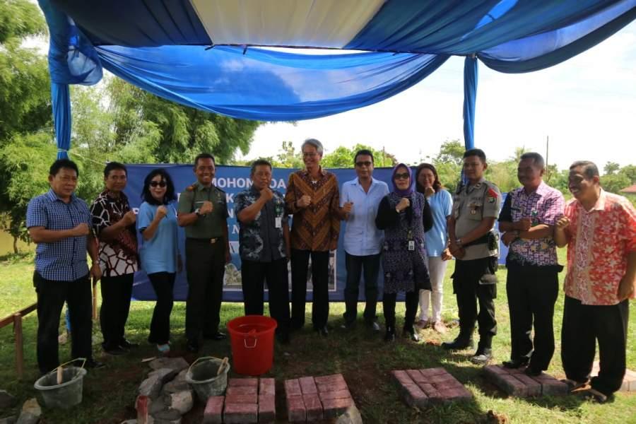 Atasi Krisis Air Bersih, SPAM PT Tirtaamarta Nusa Karawaci Dibangun