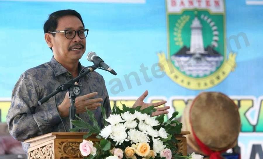 Kepala Dinas Pendidikan Provinsi Banten Engkos Kosasih