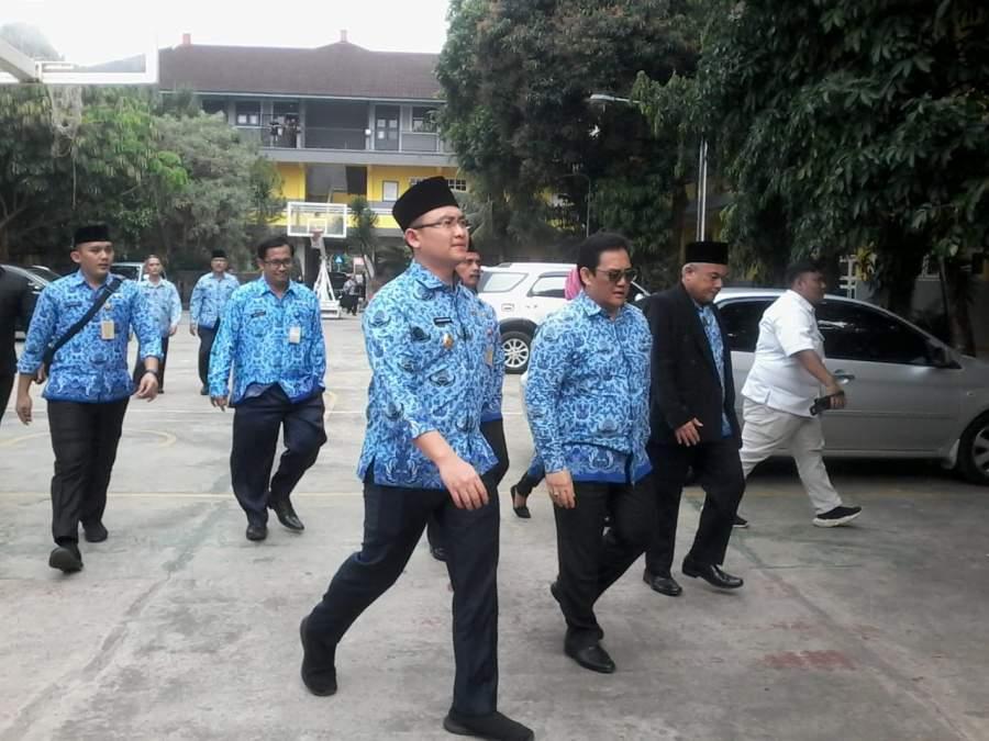 Wagub: PPBD Tahun Ini Di Provinsi Banten Tidak Semuanya Online