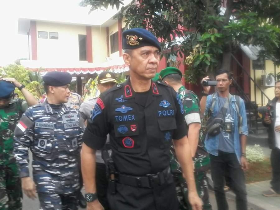 Amankan 4 Terduga Teroris di Wilayah Banten, Wakapolda Himbau Perketat Penjagaan