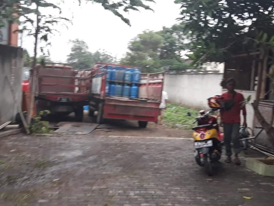 Pertamina MOR III Hentikan Aktifitas Gudang Gas Elpiji di Saga