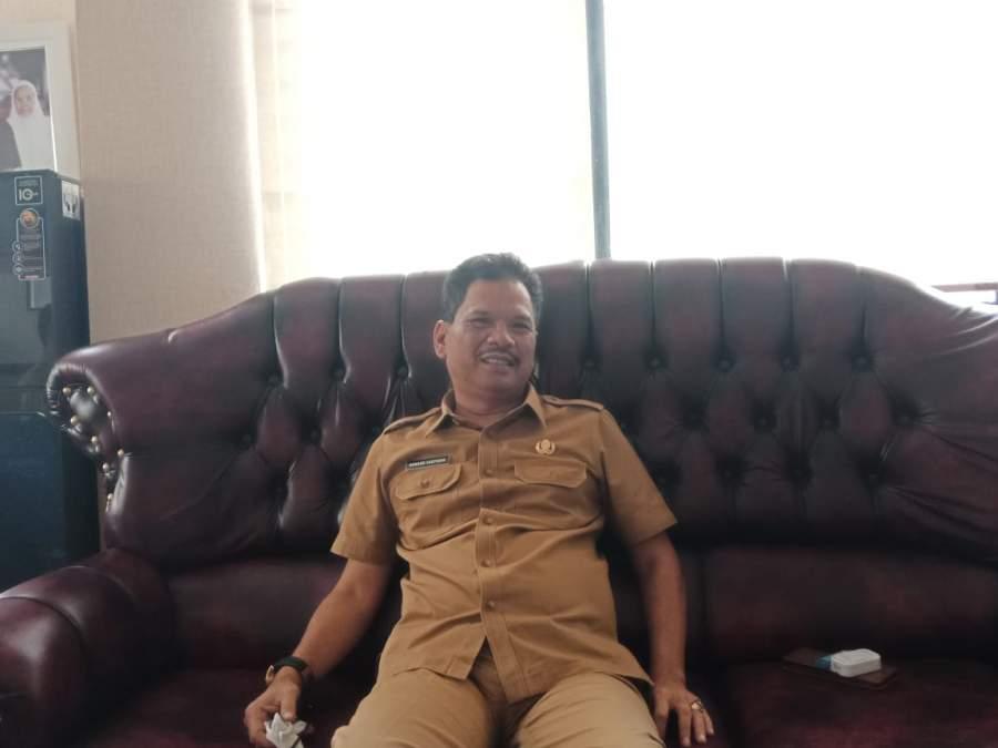 Kepala Badan Perencanaan Pembangunan Daerah (Bapedda), Nanang Saefudin