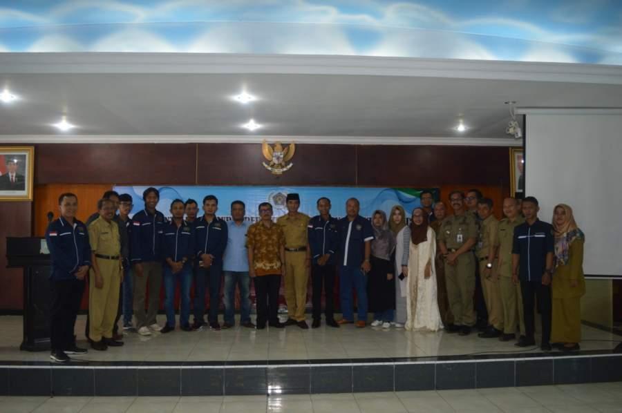 Pengurus PWI Kabupaten Serang Periode 2018-2021 Resmi Dilantik