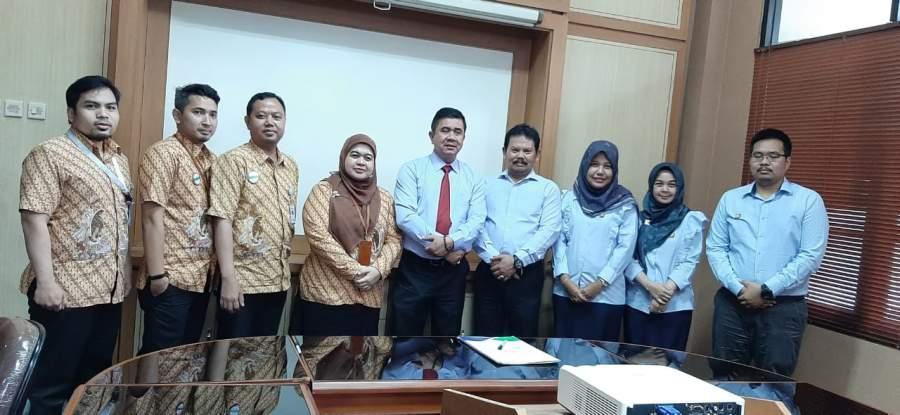 Tertibkan Perusahaan, BPJS Tigaraksa Gandeng Kejari Kabupaten Tangerang