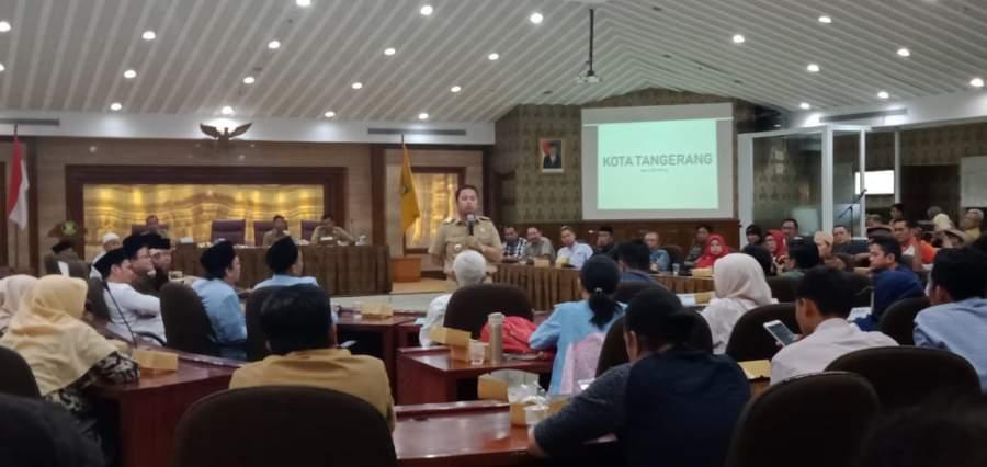 Arief Jelaskan,Kronologi Polemik Pemkot Tangerang dengan Kemenkumham