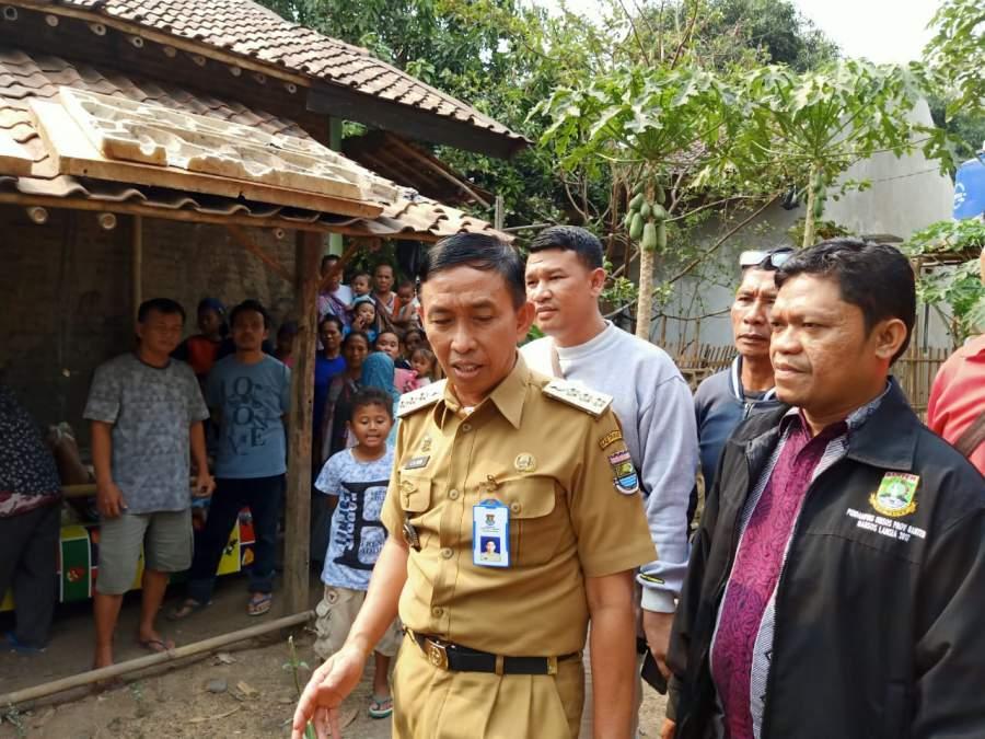 Pemkab Tangerang Bangun Rumah Kumuh Milik Mang Akol