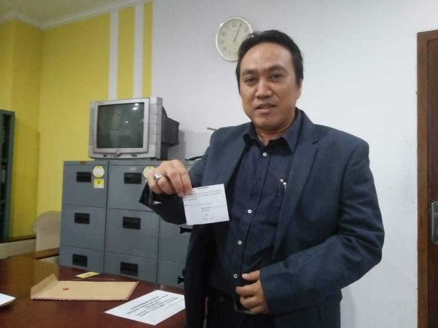 Aris Purnomo Hadi, Melamar Jadi Calon Dirum PDAM TB Kota Tangerang