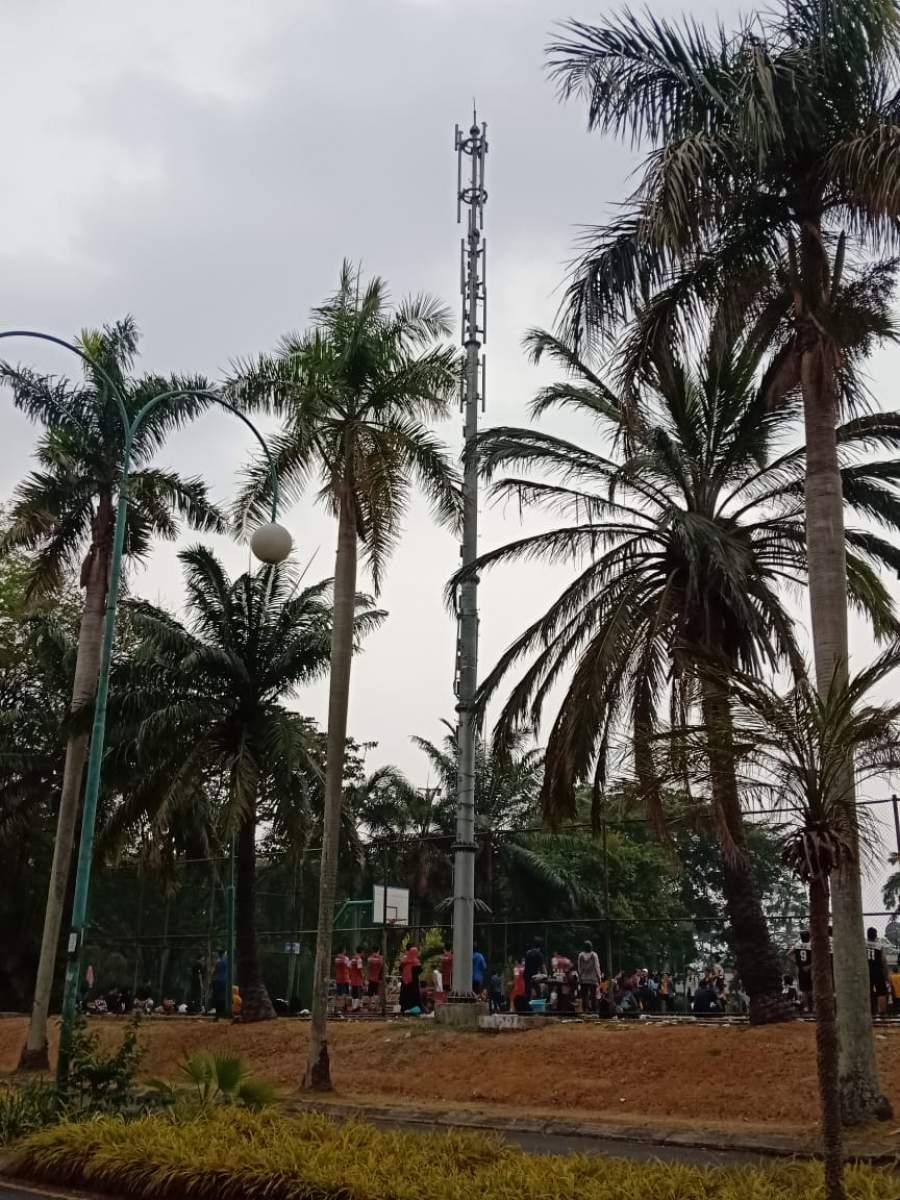 Diduga Ratusan Tower Microcell Di Kota Tangerang,Tak Kantongi ijin