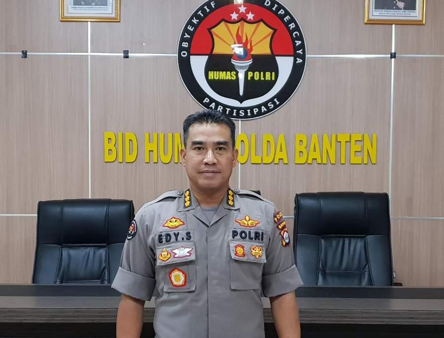 Kabid Humas Polda Banten Himbau Masyarakat Tak Sebar Foto dan Video Kejadian Di Medan serta Tetap Tenang