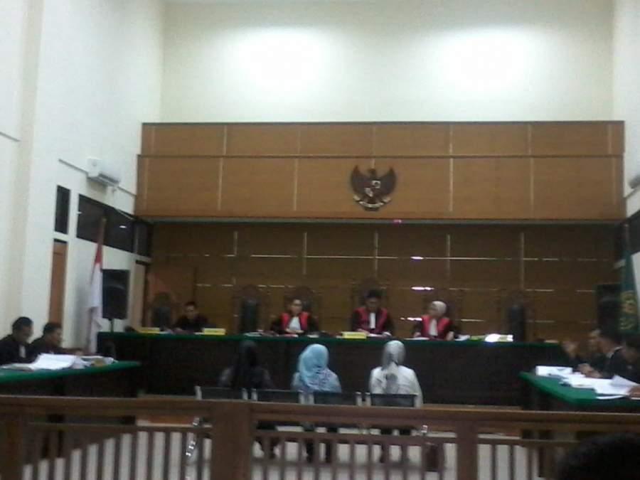 Jaksa Hadirkan 4 Saksi di Sidang Dugaan Tindak Pidana Korupsi pengadaan genset RSUD Banten