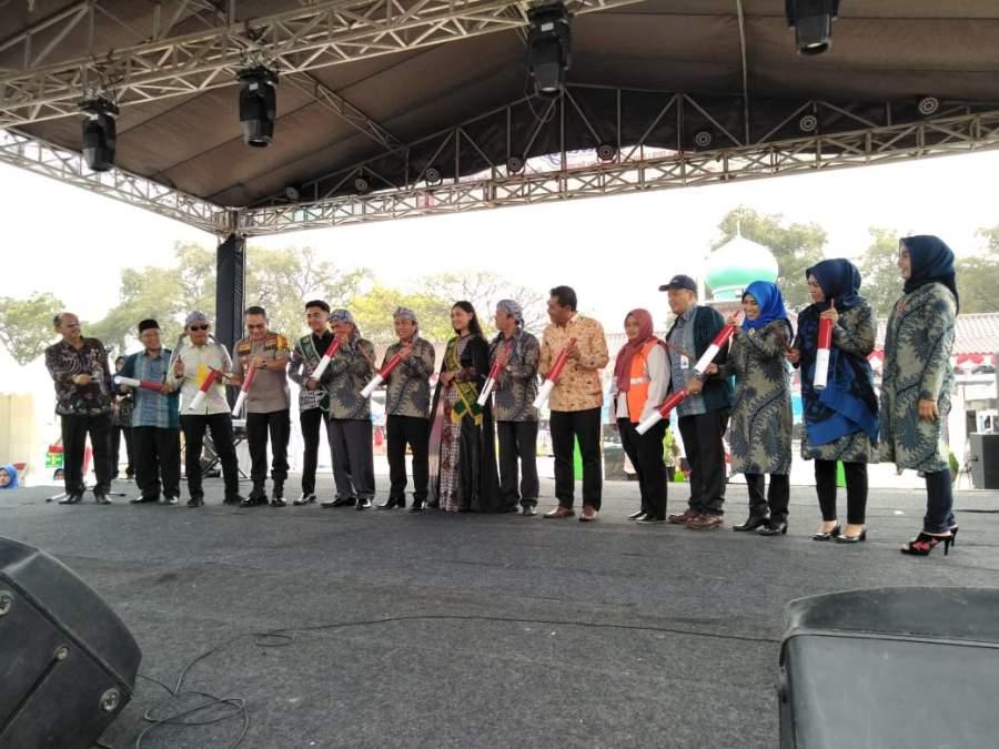 Walikota Serang Targetkan Rp 15 Miliar di Serang Fair 2019