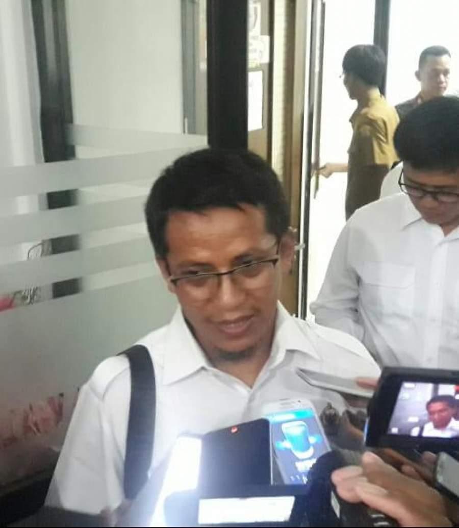 Wakil PenanggungjawabBadan Pemeriksa Keuangan (BPK) RI Perwakilan Provinsi Banten, Mas Agung M Noor