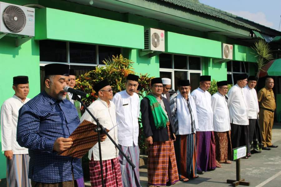 Asda III Lebak Buka Hari Santri Nasional 2018