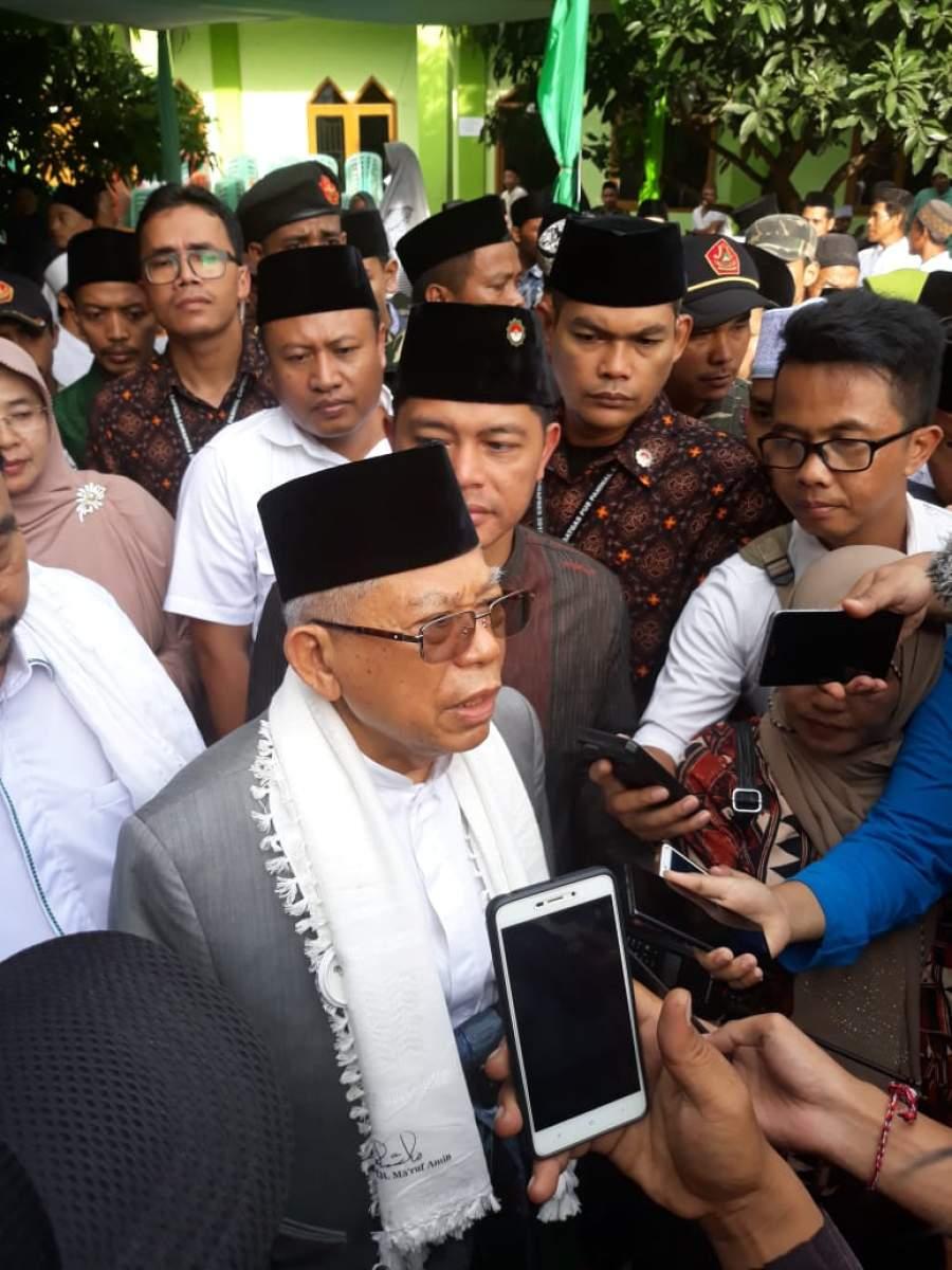 PC NU Kabupaten Tangerang Bulat Dukung Jokowi Ma