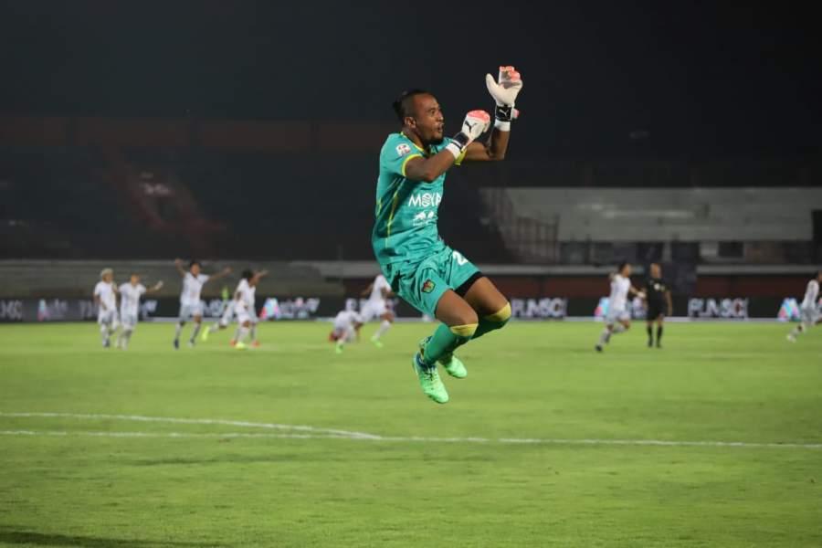 Taklukan Sriwijaya fC Di Bali, Persita Lolos Ke Liga 1