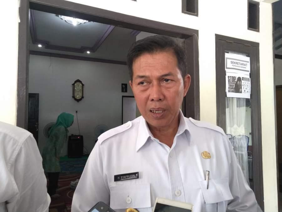 Minim Lahan Parkir di Kota Serang, Walikota Serang : Berpikir Bersama Membuat lahan Parkir Khusus