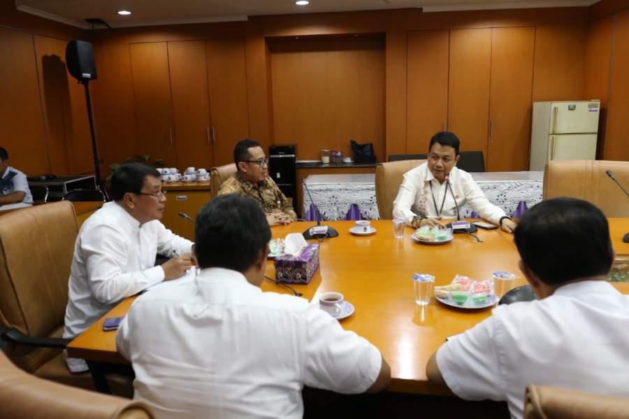Pemkab Tangerang Pilot Project Kasn Penerapan Reformasi Birokrasi
