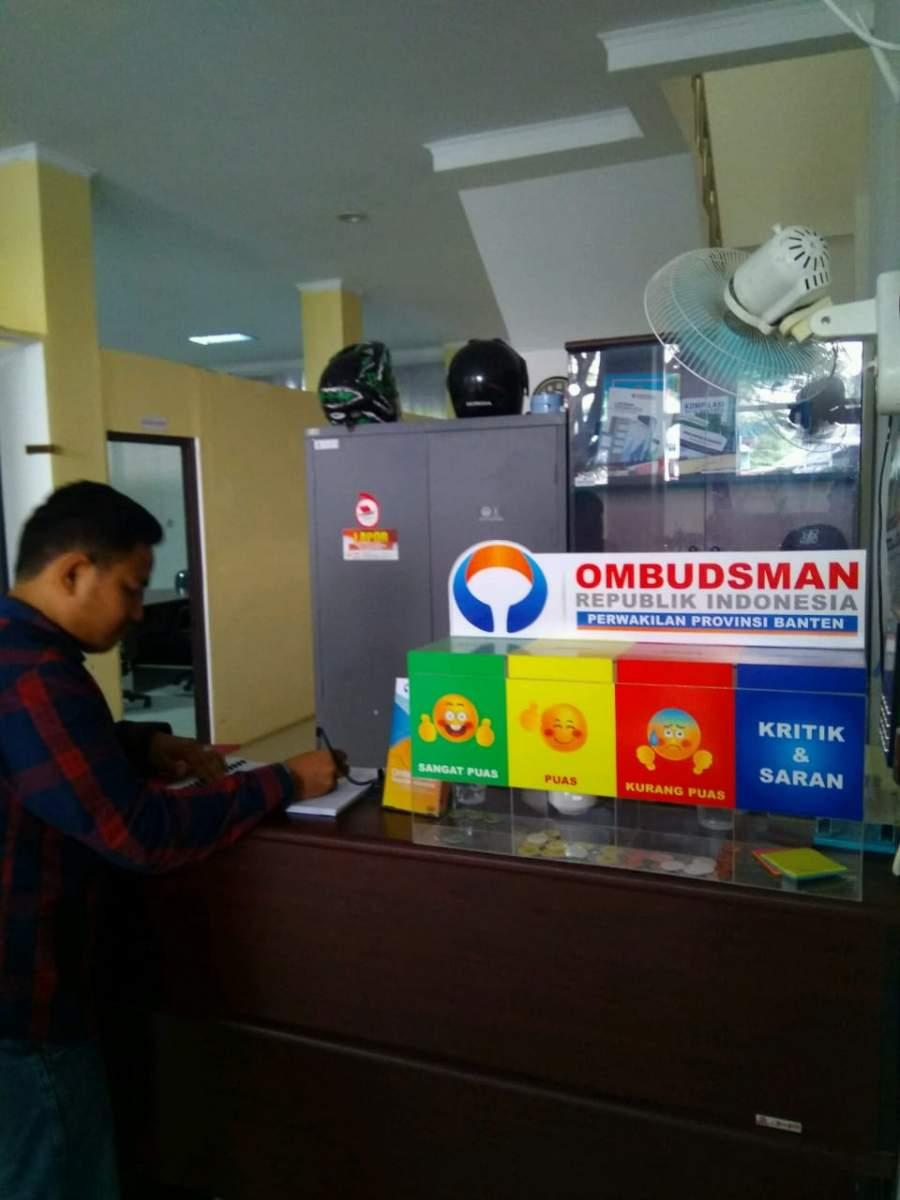 Calon Kades Kemuning Laporkan LPM ICD Ke Polda Banten