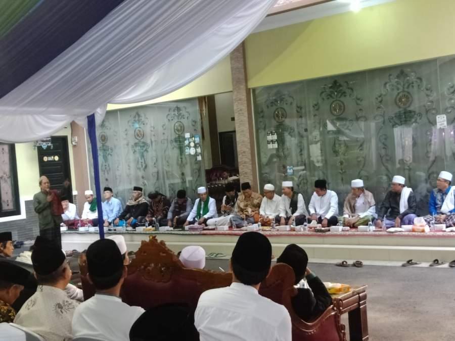 Walikota Serang Gelar Bukber Dengan Kyai dan Ustad Se Kota Serang