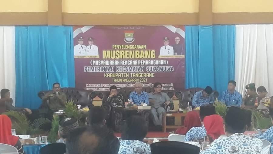 Bicara Bumdes di Musrenbang, Anggota DPRD Asal Kronjo Dinilai Kurang Kompeten