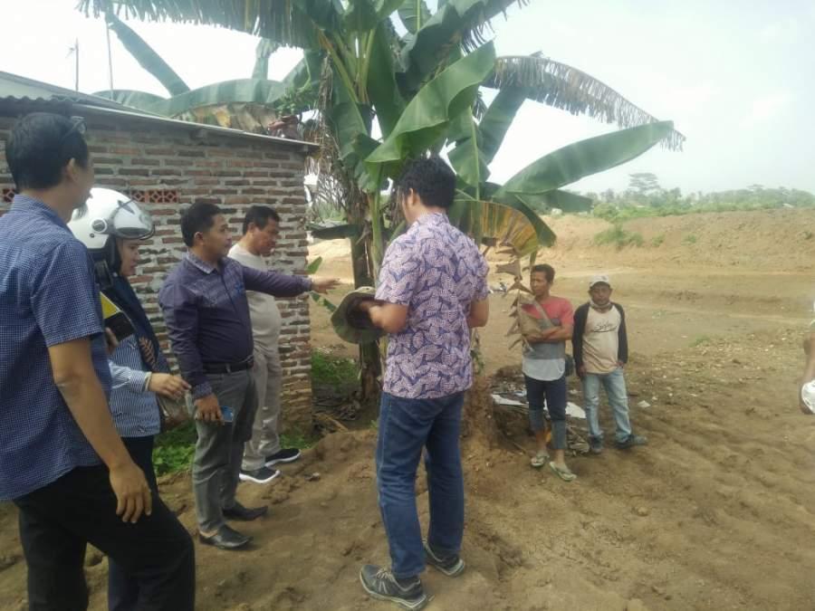 DLH Kota Serang Desak Pengembang Perumahan SMR Bangun TPT