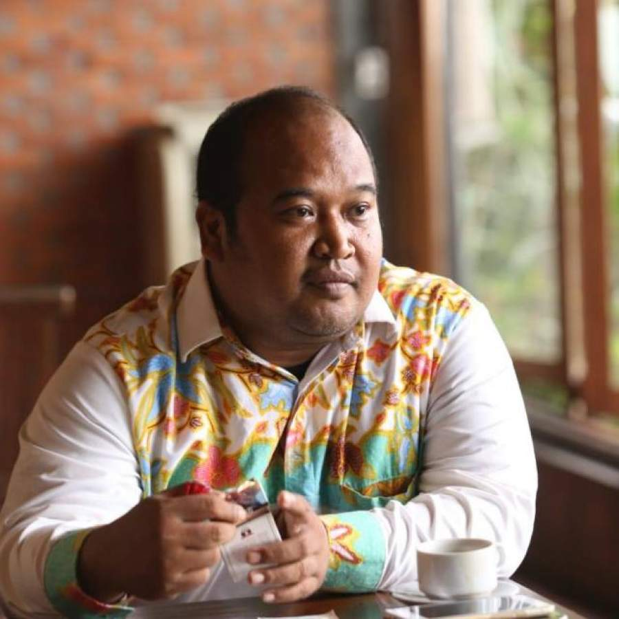 Ketua Bawaslu Tangsel Muhammad Acep.