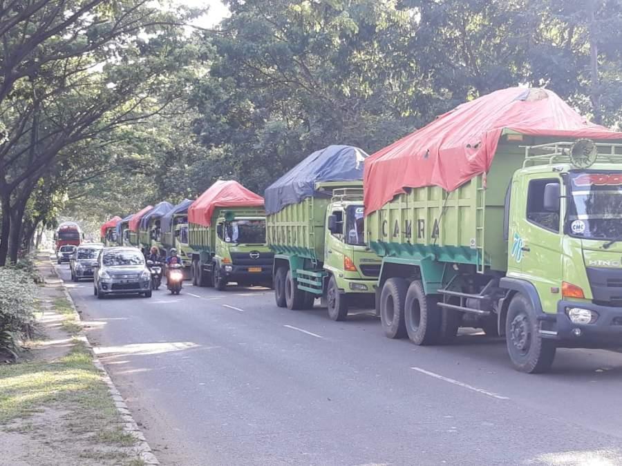 Dilalui Jalan Nasional, Ada 23 Titik Kemacetan Di Kabupaten Tangerang