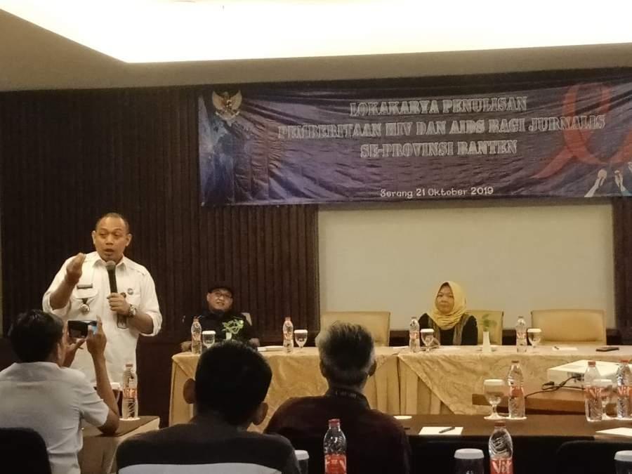 174 Pecandu Narkoba di Banten, Hanya 8 Persen di Rehabilitasi
