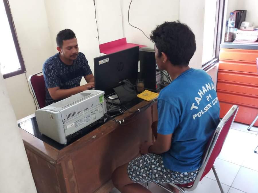 4 Pemuda Kerap Lakukan Aksi Pemerasan di KP3B Provinsi Banten Diringkus Reskrim Polsek Curug
