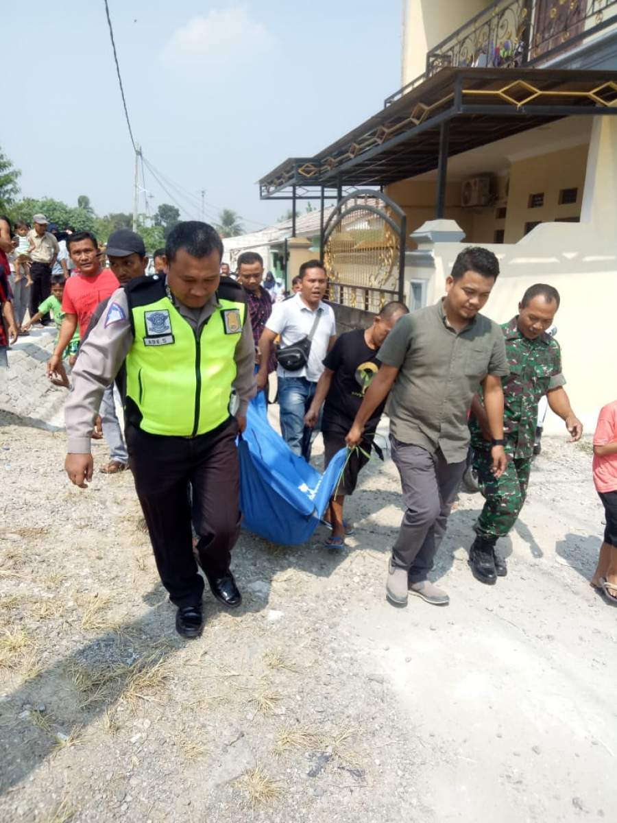 Warga Kabupaten Serang Digegerkan Penemuan Mayat Perempuan