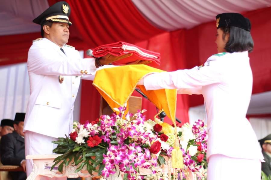HUT RI ke-73 Representasi Semangat Gotong Royong