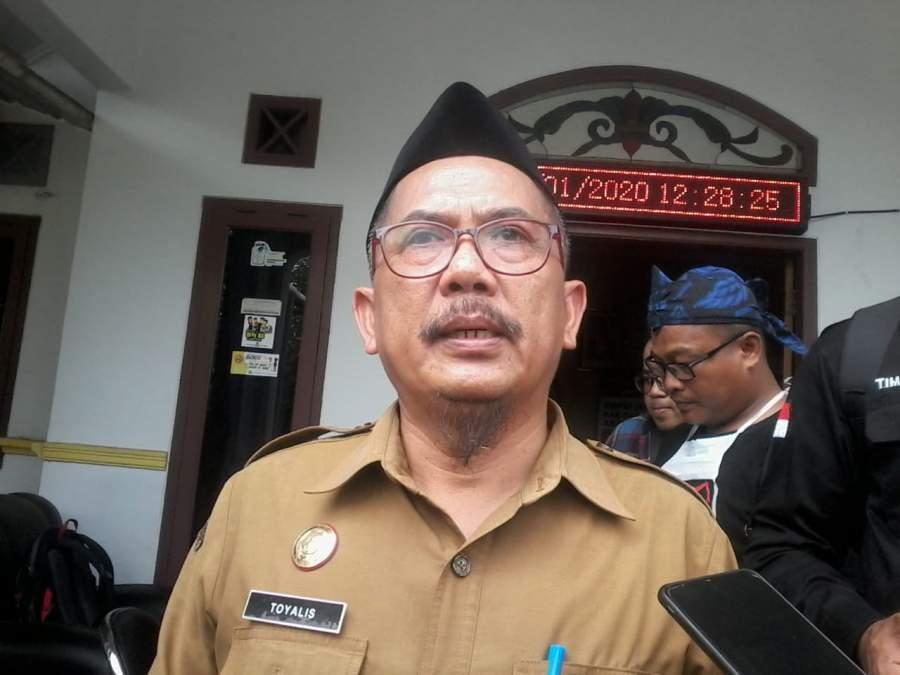 Kepala Dinas Pemberdayaan Perempuan Perlindungan Anak dan Keluarga Berencana (DP3AKB) Kota Serang Toyalis.