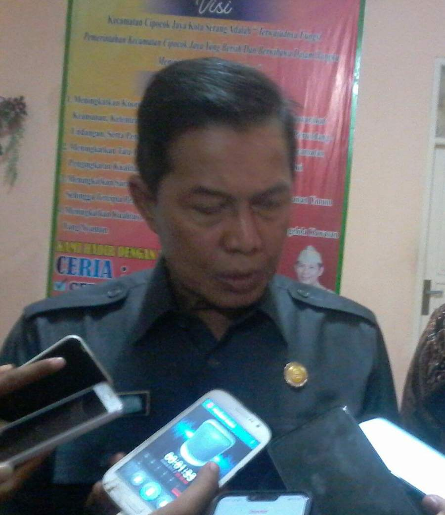 Walikota Serang: Gunakan Dana Kelurahan Jangan Asal - asalan