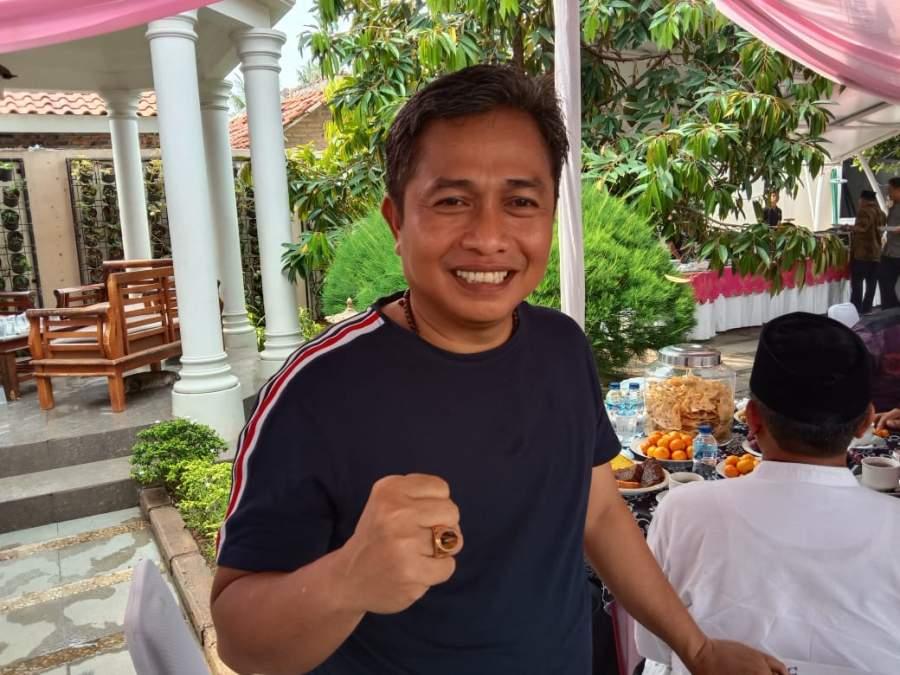 20 SSB Desak Subadri Usuludin Calonkan Diri Jadi Ketua Askot PSSI Serang 2020-2024