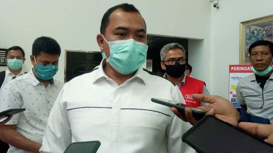Polda Banten Awasi Pedagang Mainkan Harga Gula