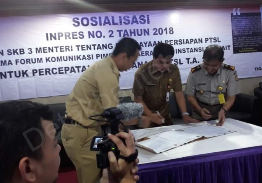 40 Desa di Kabupaten Tangerang Dapat Program Prona