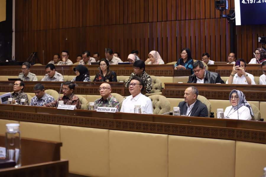 Langkah Penyederhanaan Birokrasi Perhatikan Kesejahteraan ASN