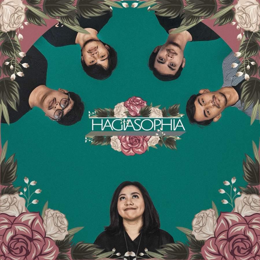 Hagiasophia Band Launching Single Perdana