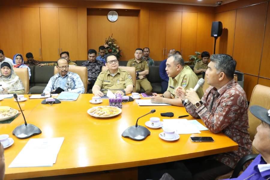 Pemkab Tangerang Jadi Tuan Rumah City Sanitation Summit XX 2020